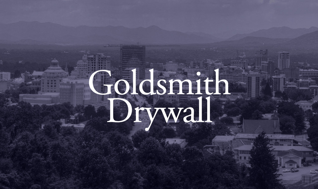 Goldsmith Drywall - Asheville NC