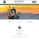 Web Design for Robin Bullock