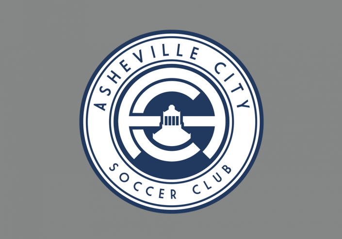 Asheville City Soccer Club Logo Design