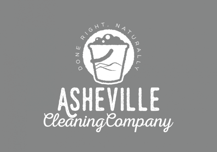 Asheville Cleaning Company Logo