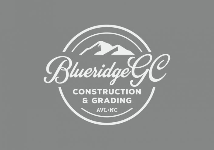 Blue Ridge GC Logo Design