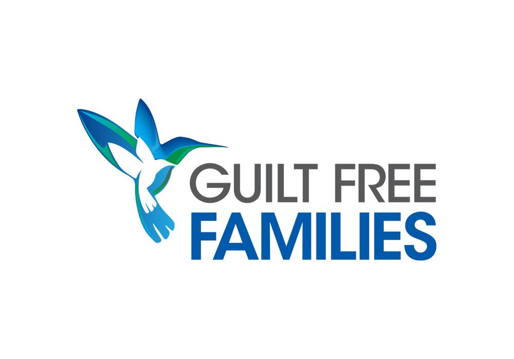 Guilt Free Families Logo Design