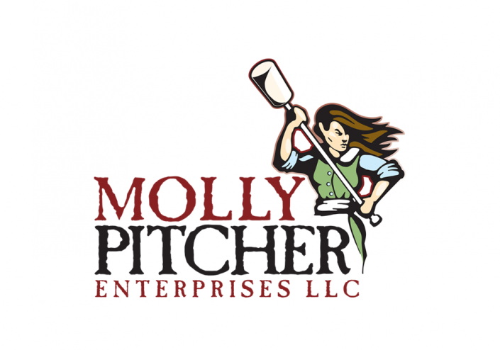 Molly Pitcher Enterprises Logo Design