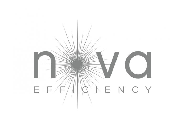 Nova Efficiency Logo Design