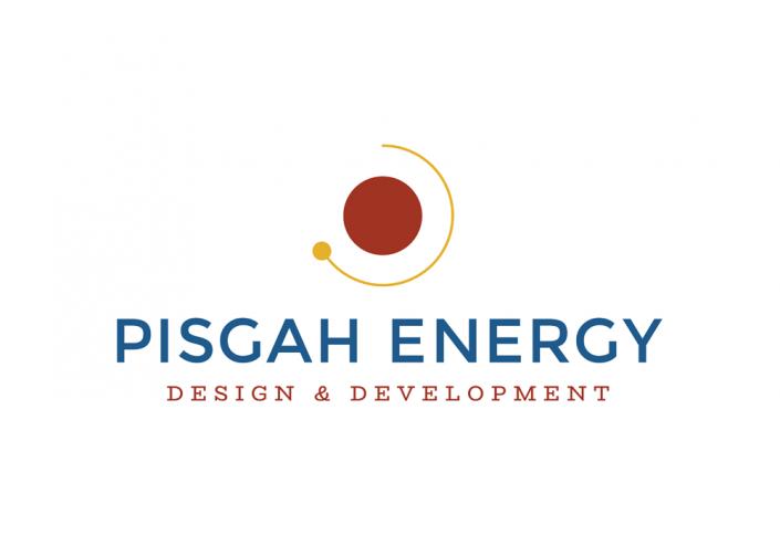 Pisgah Energy Logo Design