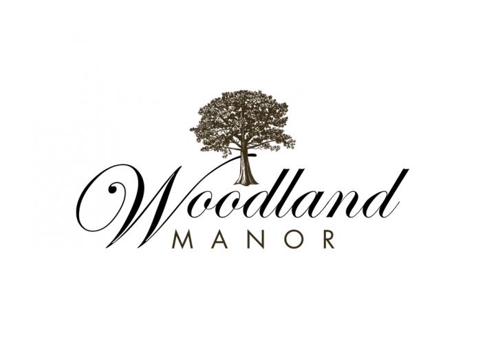 Woodland Manor Logo Design